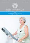 Facta universitatis - series: Physical Education and Sport