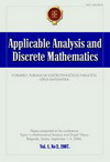 Applicable Analysis and Discrete Mathematics