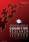 International Journal of Cognitive Research in Science, Engineering and Education / IJCRSEE