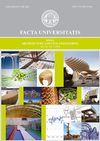 Facta universitatis - series: Architecture and Civil Engineering