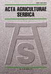 Acta agriculturae Serbica