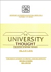 The University Thought - Publication in Natural Sciences