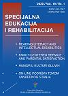 Specijalna edukacija i rehabilitacija