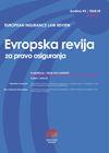 Evropska revija za pravo osiguranja