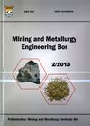 Mining and Metallurgy Engineering Bor