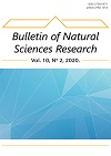 Bulletin of Natural Sciences Research